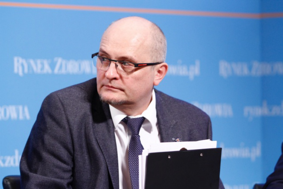 Wiceminister Warczyński po pikiecie pielęgniarek: jeszcze nie ma projektu