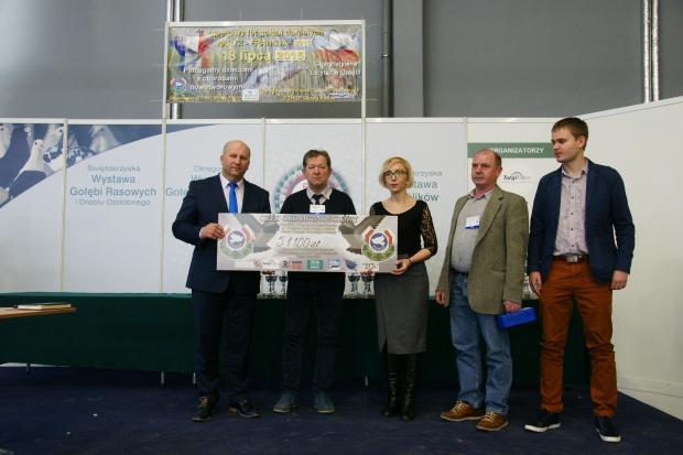 Kielce: mają gołębie serca, zebrali dla dzieci z onkologii 51 tys. zł