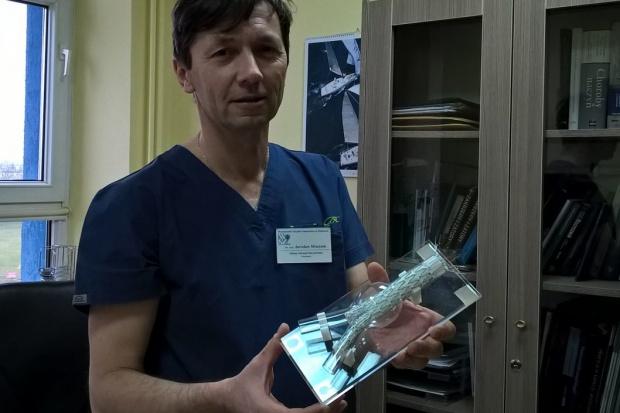 Kielce: wszczepili setny stentgraft do aorty