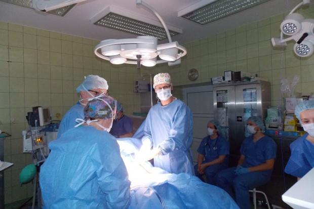 Kielce: nowy sprzęt laparoskopowy w klinice ginekologicznej