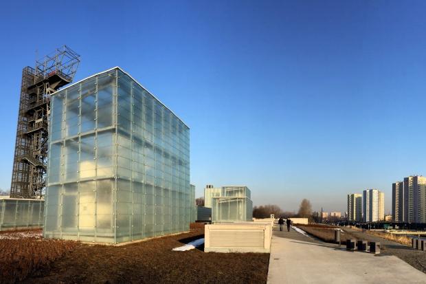 Piękna architektura działa na nas, jak kontakt z naturą
