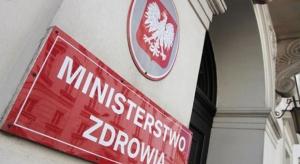 W Ministerstwie Zdrowia powstał zespół zajmujący się funduszami europejskimi