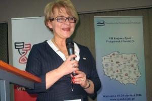 Zofia Małas nową prezes Naczelnej Rady Pielęgniarek i Położnych