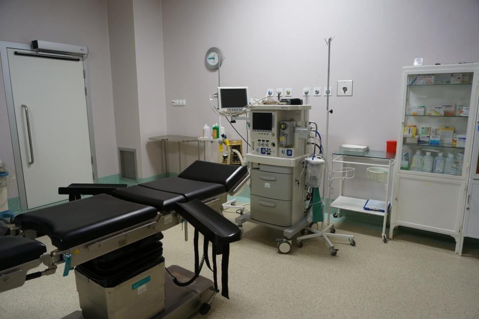 Wąbrzeźno: szpital ma nowy blok operacyjny i zmodernizowaną izbę przyjęć