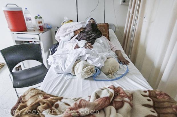 Syria: 7 tys. zabitych i ok. 150 tys. rannych tylko w szpitalach MsF