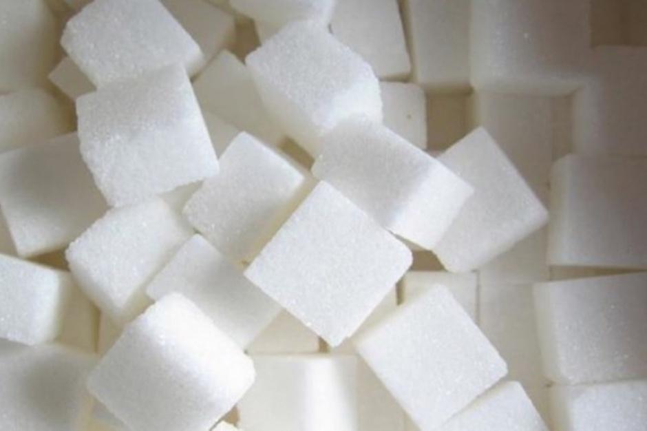 Cukier jest wszędzie...