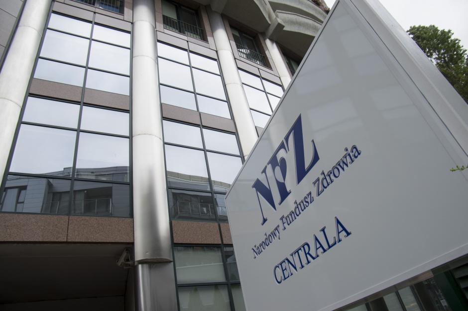 Zarządzenie w sprawie regulaminu organizacyjnego Centrali NFZ