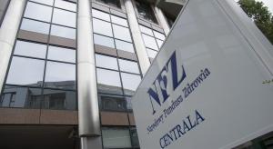 Zmiana zarządzenia w sprawie regulaminu organizacyjnego Centrali NFZ