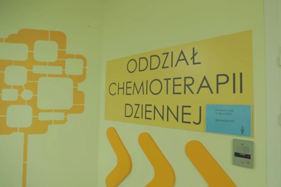 W Białostockim Centrum Onkologii będzie więcej miejsc na chemioterapii dziennej