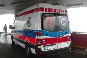Samochody sanitarne blokowały podjazd na SOR; prokuratura wszczęła śledztwo
