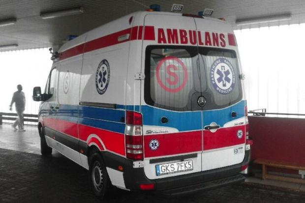Nowa karetka w szpitalu w Kościerzynie