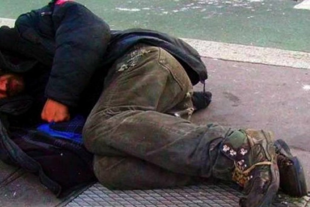 Słupsk: szpital zmuszany do opieki nad zdrowymi bezdomnymi