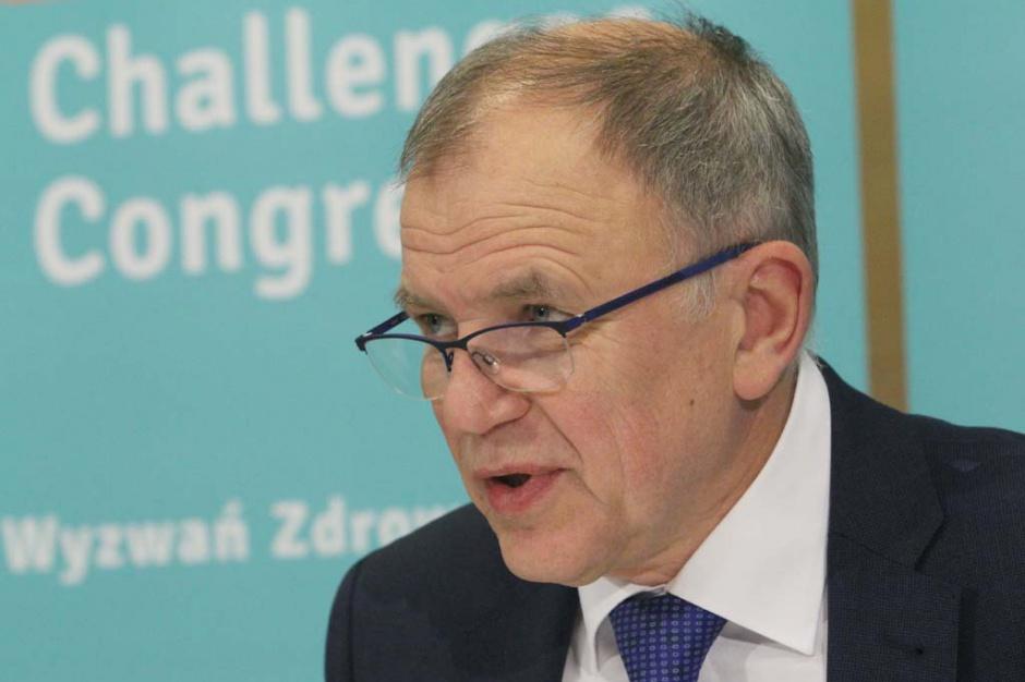 Vytenis Andriukaitis podczas HCC: nie jestem komisarzem ds. choroby