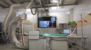 Bytom: testowano nowoczesny sprzęt do badania naczyń krwionośnych