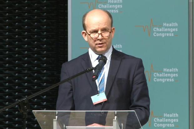 Konstanty Radziwiłł o najważniejszych wyzwaniach polityki zdrowotnej (relacja wideo)