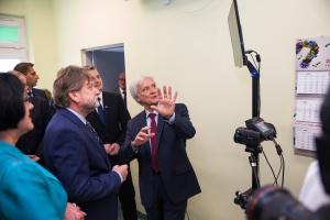 Bydgoszcz: w Juraszu otwarto nową poradnię leczenia ran