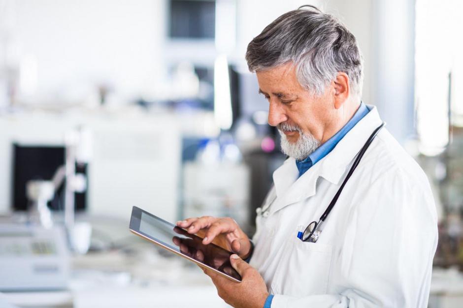W tym serwisie lekarz udzieli pacjentowi szybkiej porady