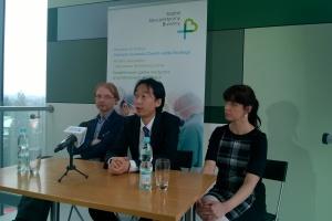 Czy szpitale w Tokio i Brzezinach rozpoczną współpracę?