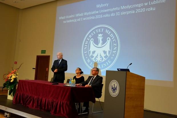 Lublin: prof. Andrzej Drop kandyduje na rektora