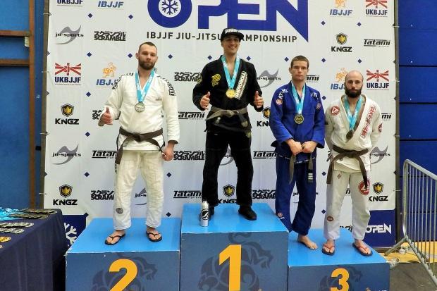 Kielce: wicemistrz brazylijskiego jiu-jitsu z ŚCO