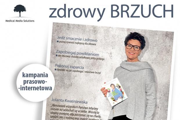 """Startuje ogólnopolska kampania """"Zdrowy Brzuch"""""""