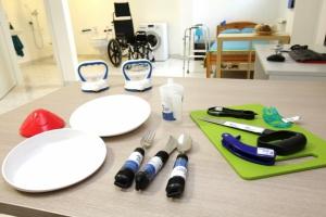 Konstancin-Jeziorna: po udarach rehabilitują ergoterapią