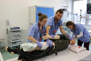 MZ: Centra Symulacji Medycznej ponownie otwarte dla uczniów