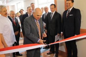 W ŚCO otwarto Klinikę Chirurgii Klatki Piersiowej