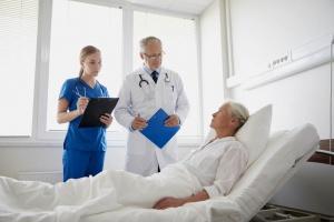 Szpital w Hajnówce ma certyfikat, że leczy bez bólu
