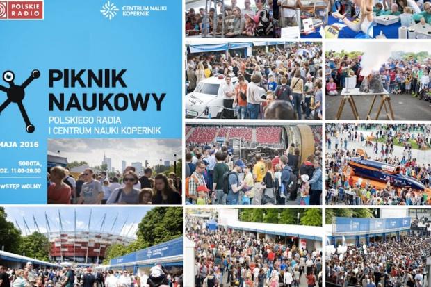 Warszawa: 20. Piknik Naukowy. Temat przewodni - zdrowie
