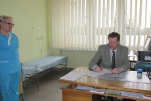 Włoszczowa: otwarto poradnię onkologiczną – filię ŚCO