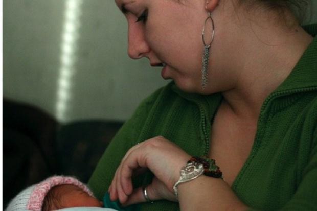 Karmienie piersią chroni dzieci przed atopowym zapaleniem skóry