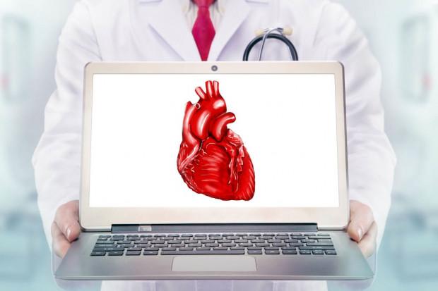Łódź: nowoczesny monitor w klinice elektrokardiologii