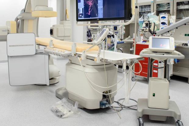 Jastrzębie-Zdrój: szpital ma nowoczesny system angiograficzny