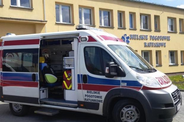 Bielsko-Biała: wposażyli karetki w urządzenia do masażu serca