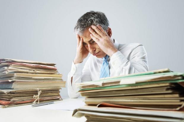 Dania: co piąta nieobecność w pracy spowodowana jest stresem