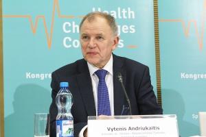 Jestem komisarzem ds. zdrowia, nie choroby