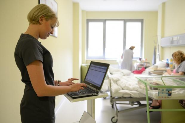 Zabrze: tablety i elektroniczne karty zleceń w Szpitalu Miejskim