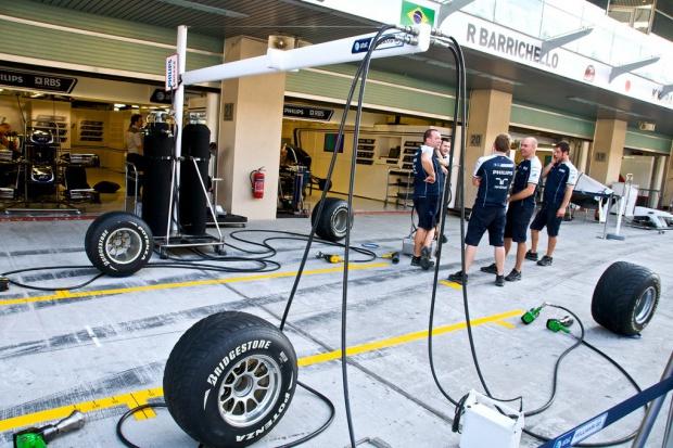 Wielka Brytania: lekarze skorzystają z doświadczeń mechaników Formuły 1?