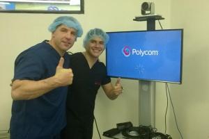 Rozwiązania wideokonferencyjne dla medycyny