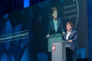 Premier Beata Szydło: jesteśmy otwarci na współpracę z biznesem