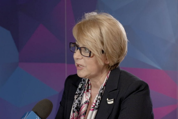 Zofia Małas: pielęgniarka nie powinna mieć pod opieką więcej niż 6-8 pacjentów