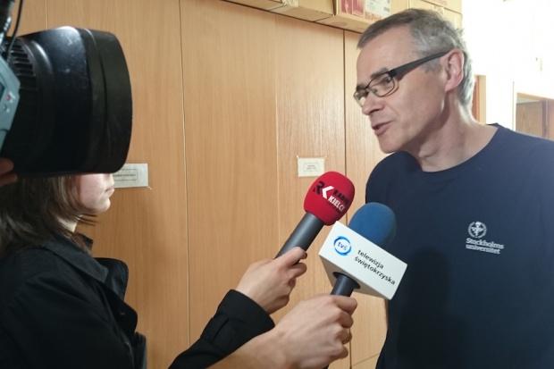 ŚCO i Uniwersytet Sztokholmski szukają markerów wrażliwości na radioterapię