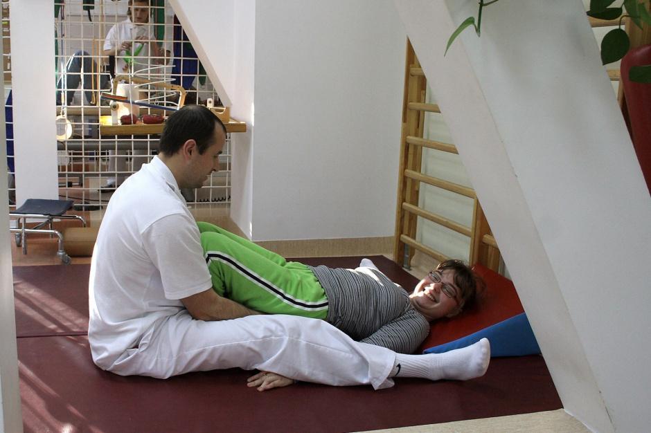 Radom: rusza program rehabilitacji dzieci m.in. za unijną dotację