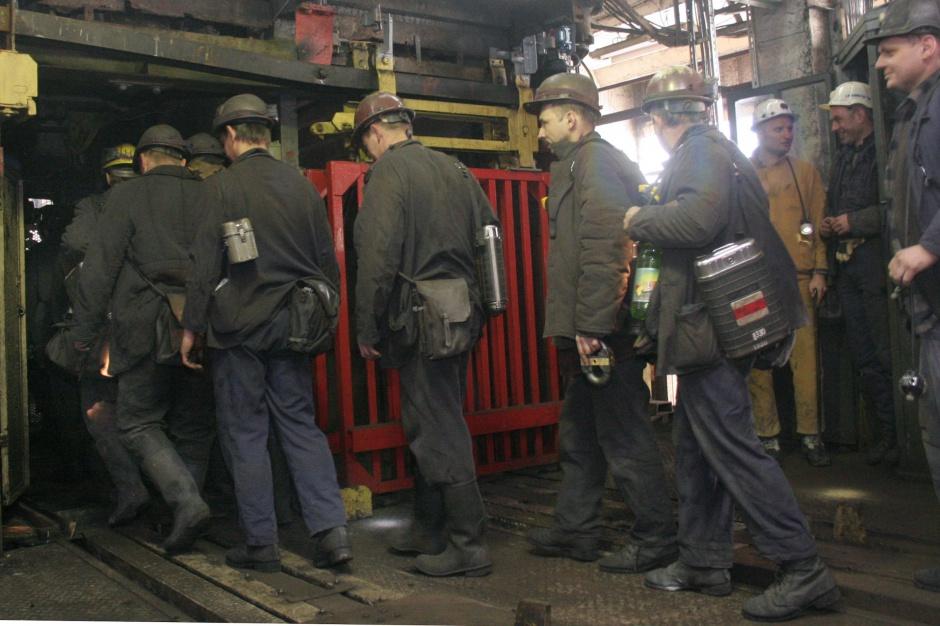 Górnicy rzadziej zapadają na choroby zawodowe