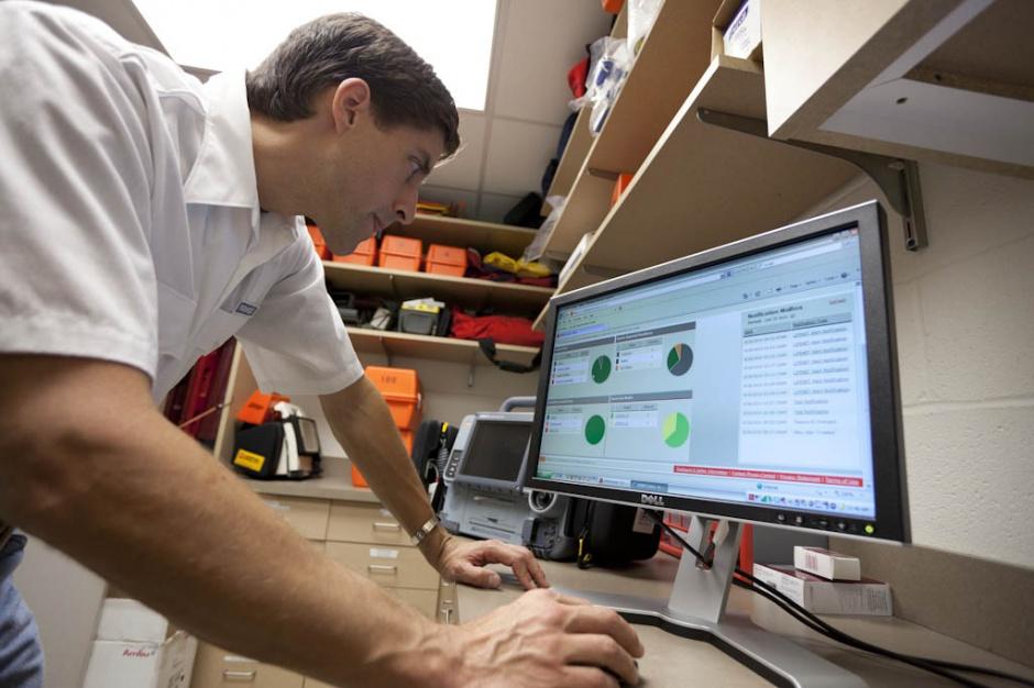 Zagórski: pierwszą dziedziną, którą trzeba szybko cyfryzować, jest służba zdrowia