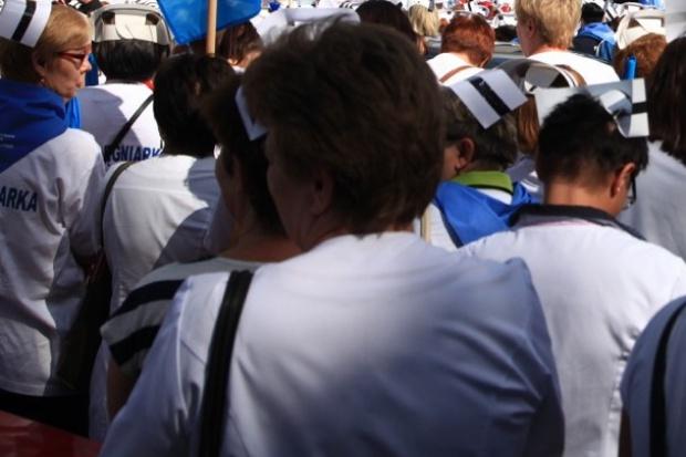 Strajk w CZD zawieszony. Pielęgniarki wracają do pracy