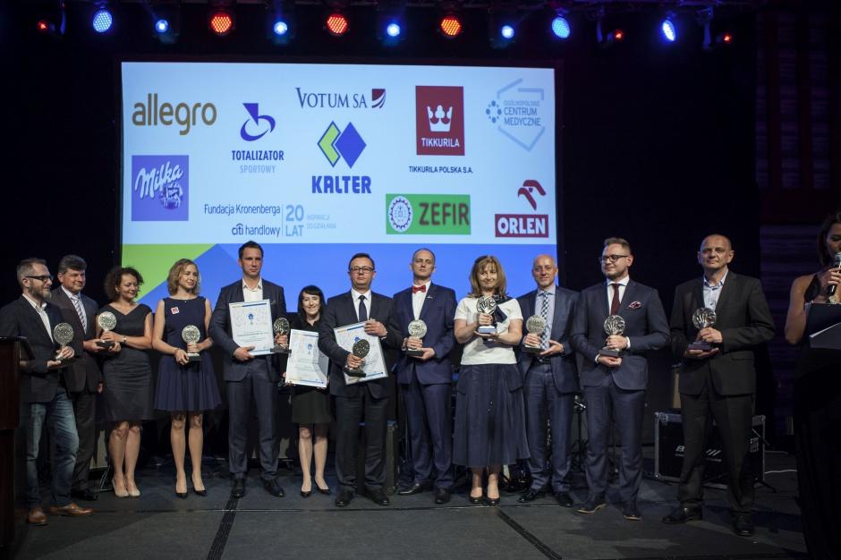 Ogólnopolskie Centrum Medyczne  laureatem nagrody Dobroczyńca Roku 2016