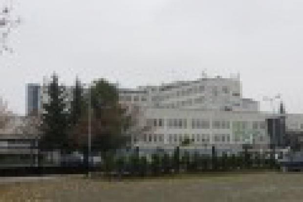 Akcja protestacyjna w szpitalu w Gorlicach