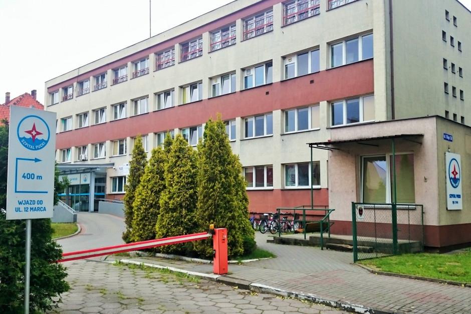 Puck: ostry konflikt personelu szpitala z nową prezes